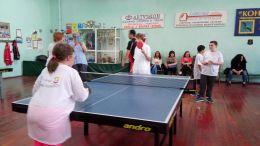 Тенис на маса - СУ Георги Бенковски - Плевен