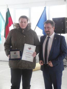 Награждаване 2016г - 23 - СУ Георги Бенковски - Плевен