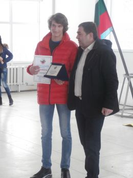 Награждаване 2016г - 27 - СУ Георги Бенковски - Плевен