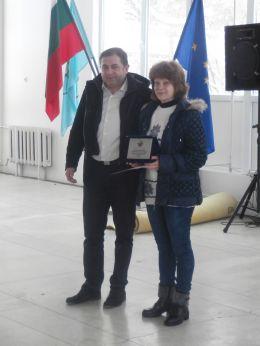 Награждаване 2016г - 29 - СУ Георги Бенковски - Плевен