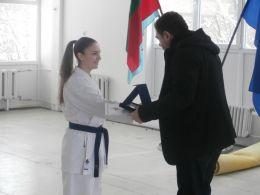 Награждаване 2016г - 31 - СУ Георги Бенковски - Плевен