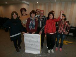 Oбучителен семинар в гр. Вършец - 09 - СУ Георги Бенковски - Плевен