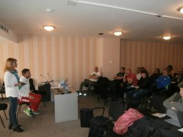 Oбучителен семинар в гр. Вършец - 18 - СУ Георги Бенковски - Плевен