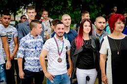 Випуск 2018г. - СУ Георги Бенковски - Плевен